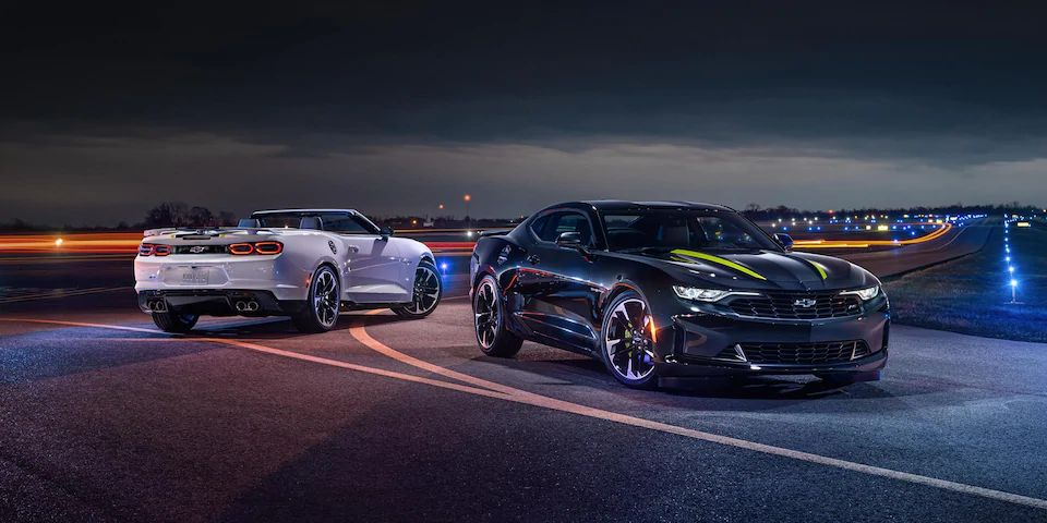 2021 Chevrolet Camaro Safety Features