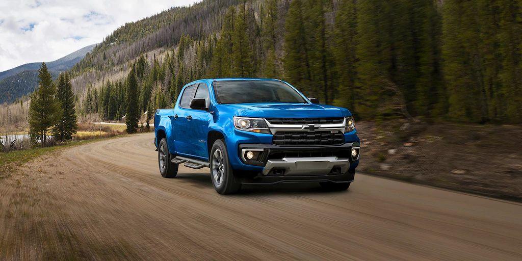 2020 Chevrolet Colorado Safety Features