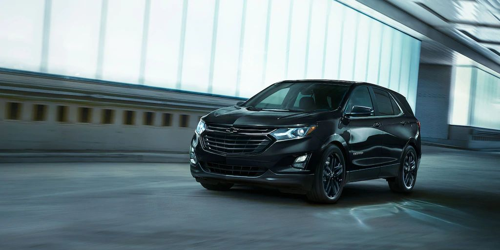 2021 Chevrolet Equinox Safety Features