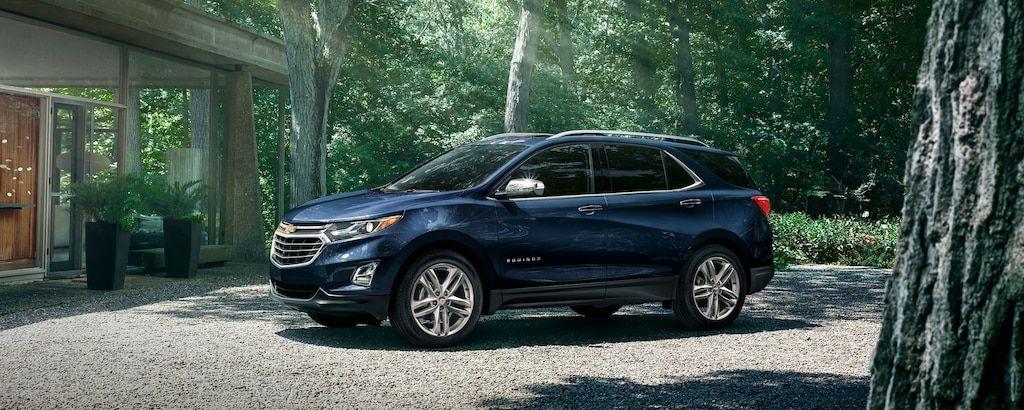 New 2021 Chevrolet Equinox for sale near Tulsa, OK