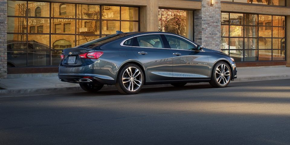 2021 Chevrolet Malibu Safety Features