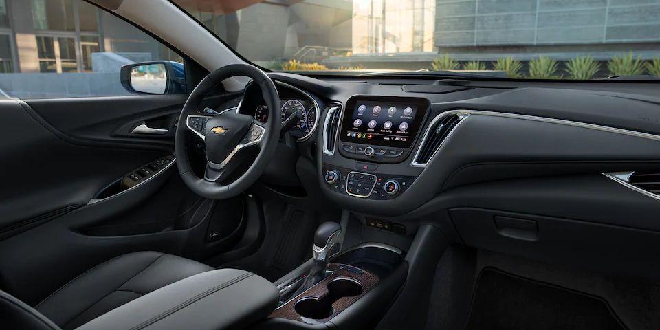 2021 Chevrolet Malibu Technology