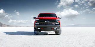2021 Chevrolet Silverado 1500 Performance
