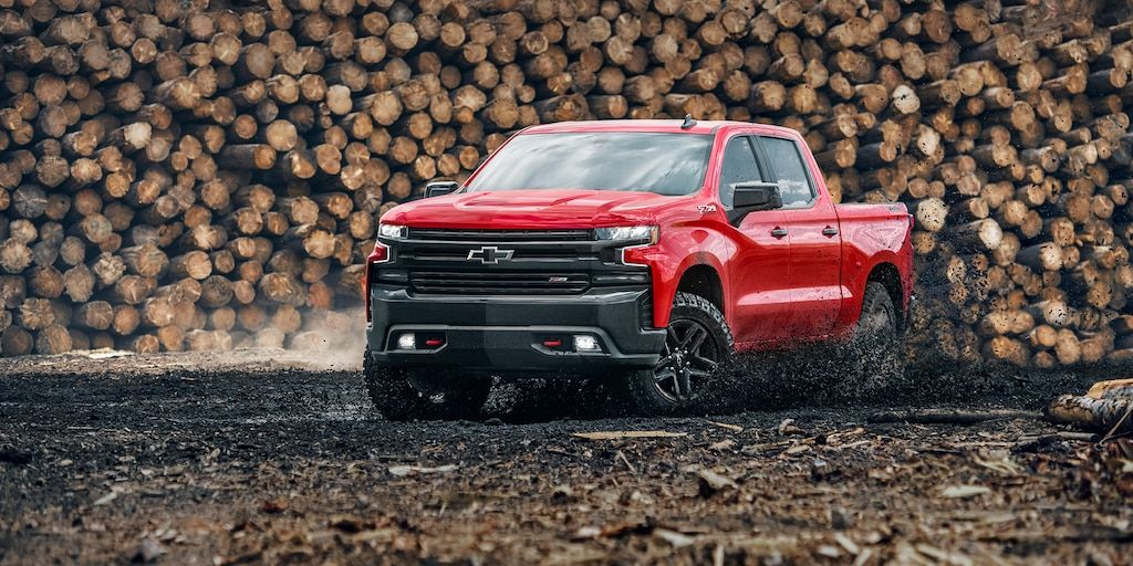 what is the towing & payload capacity of the 2021
