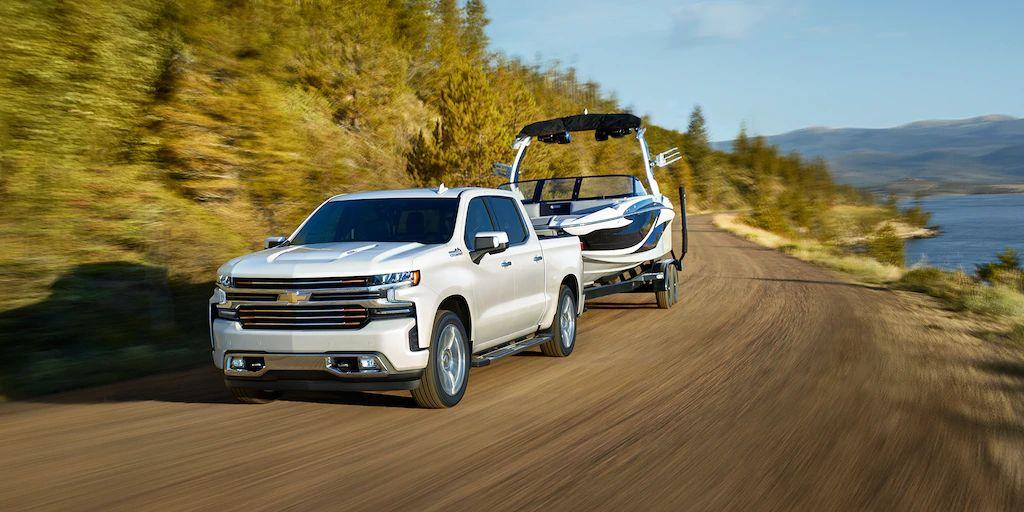 2021 Chevrolet Trailblazer in Sand Springs, OK