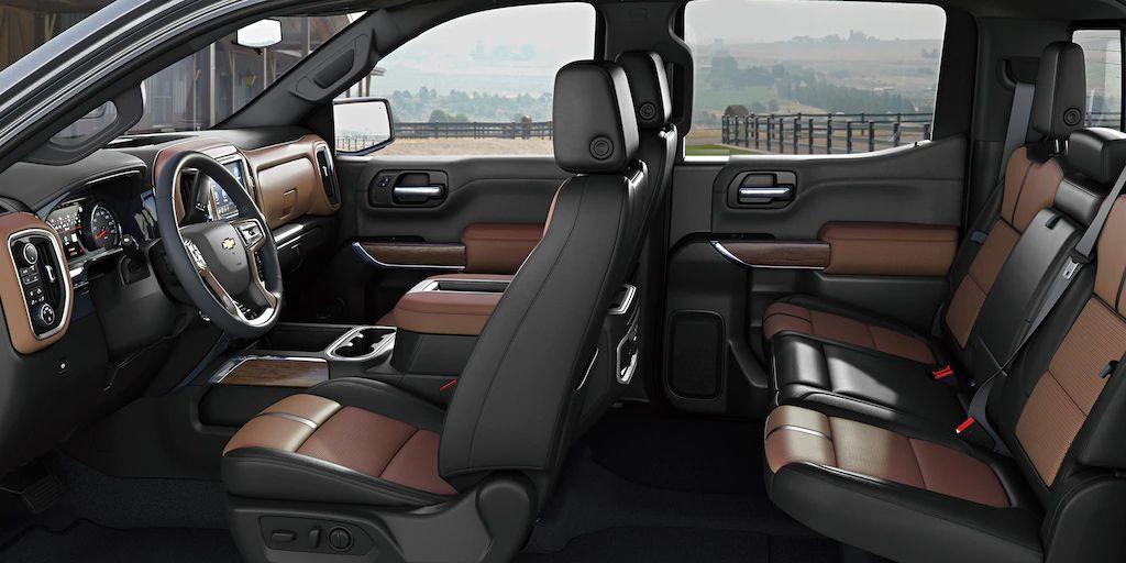 New 2021 Chevrolet Silverado 1500 for sale near Akron, OH