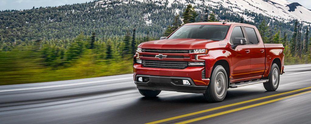 New 2021 Chevrolet Silverado 1500 for sale near Tulsa, OK