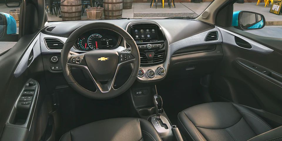 New 2021 Chevrolet Spark for sale near Akron, OH
