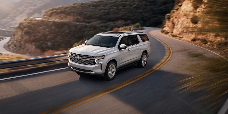 New & Used Chevrolet Car Dealership near Fairlawn, OH