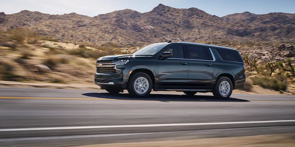 2021 Chevrolet Suburban Safety Features