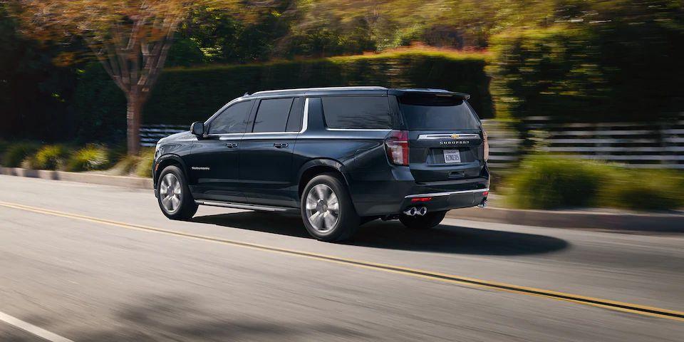 2021 Chevrolet Suburban Performance