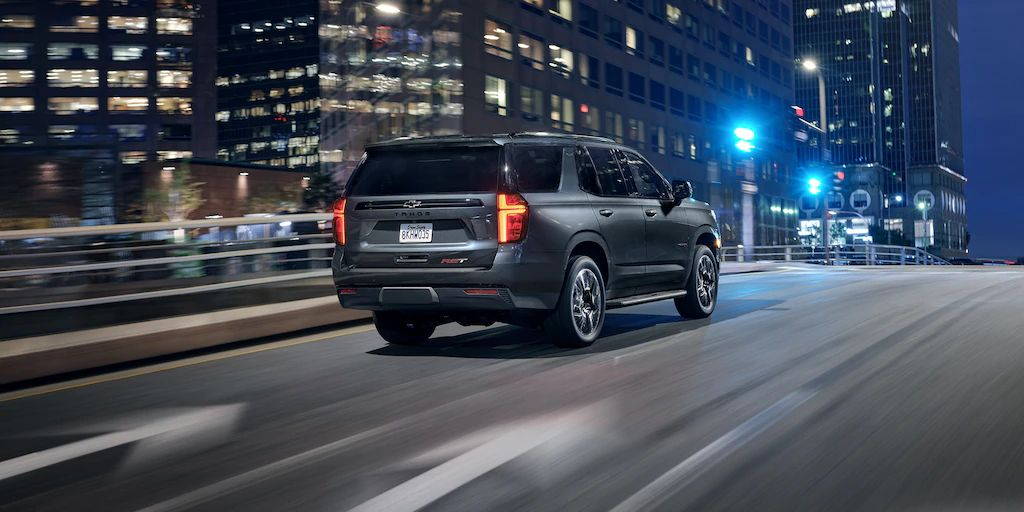 2021 Chevrolet Tahoe Safety Features