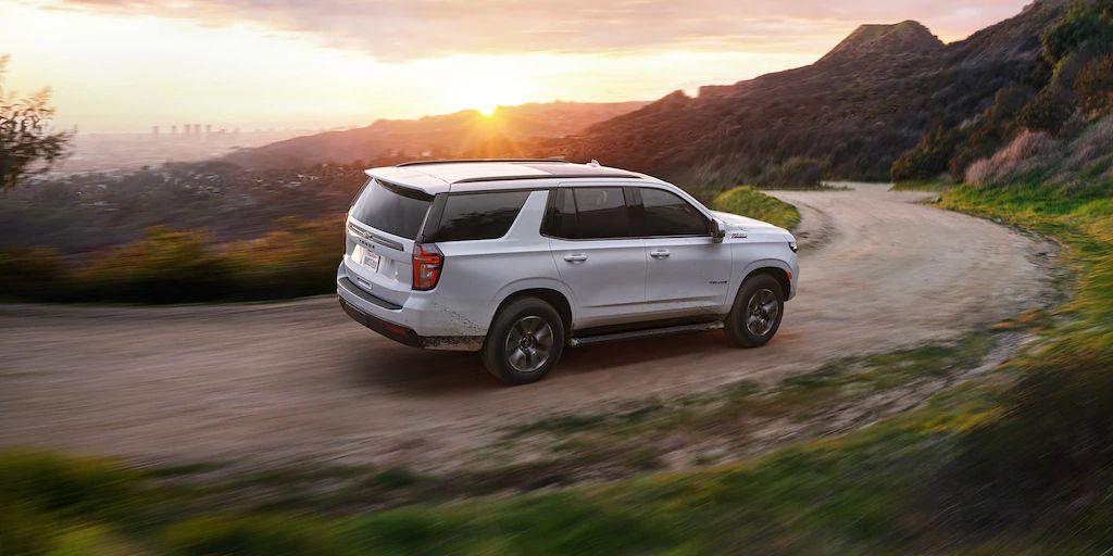 2021 Chevrolet Tahoe Specs & Review