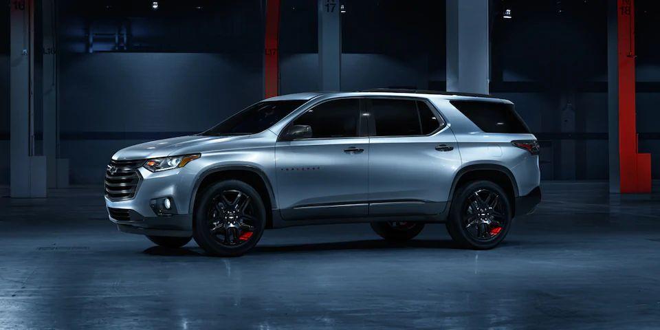 2021 Chevrolet Traverse Performance