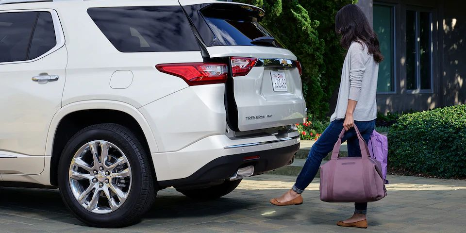 2021 Chevrolet Trax Safety Features