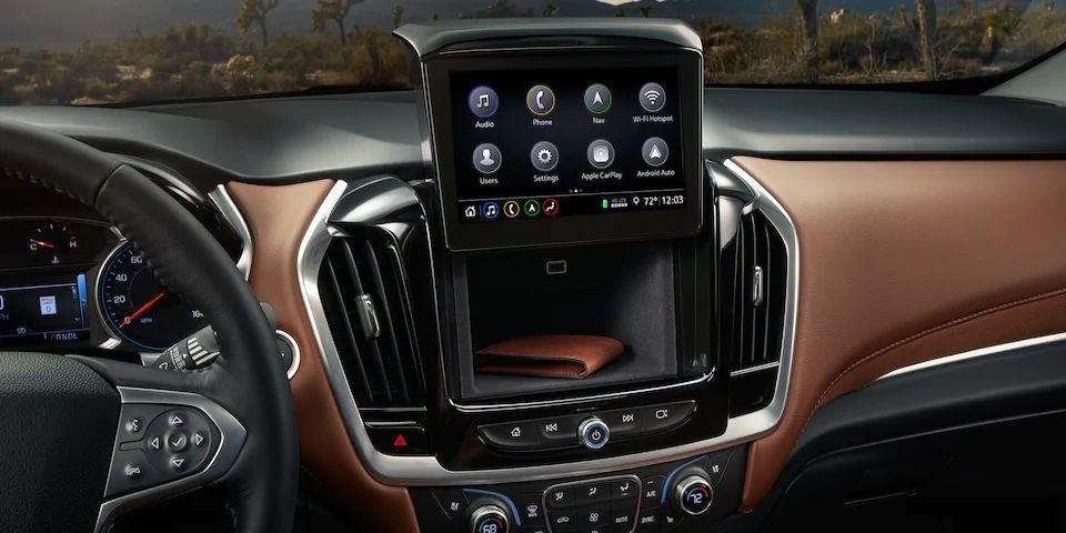 2021 Chevrolet Traverse Technology