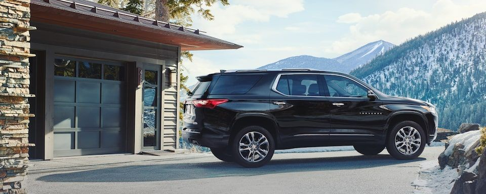 2021 Chevrolet Traverse for sale near Akron, OH