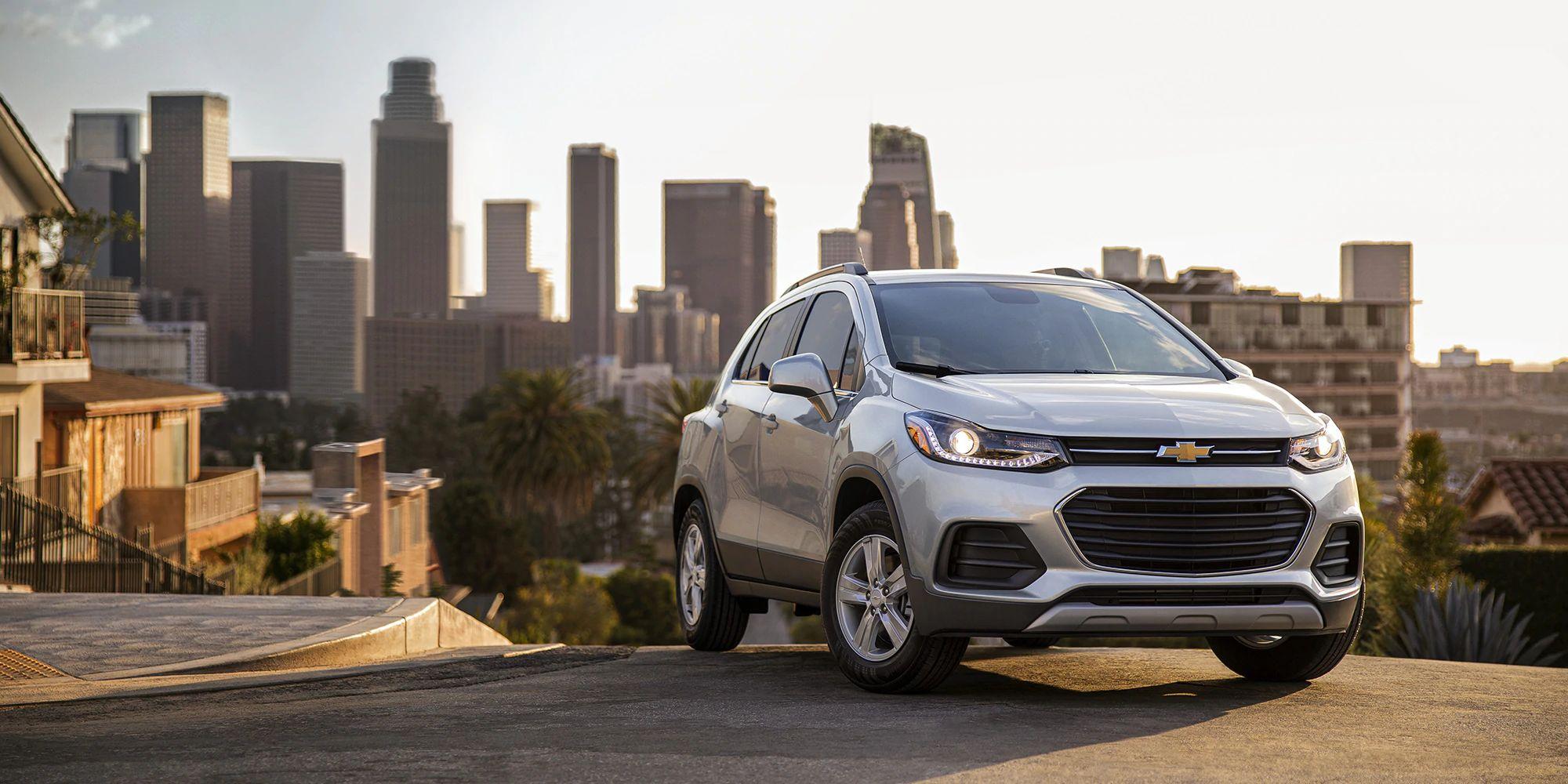2021 Chevrolet Trax Performance