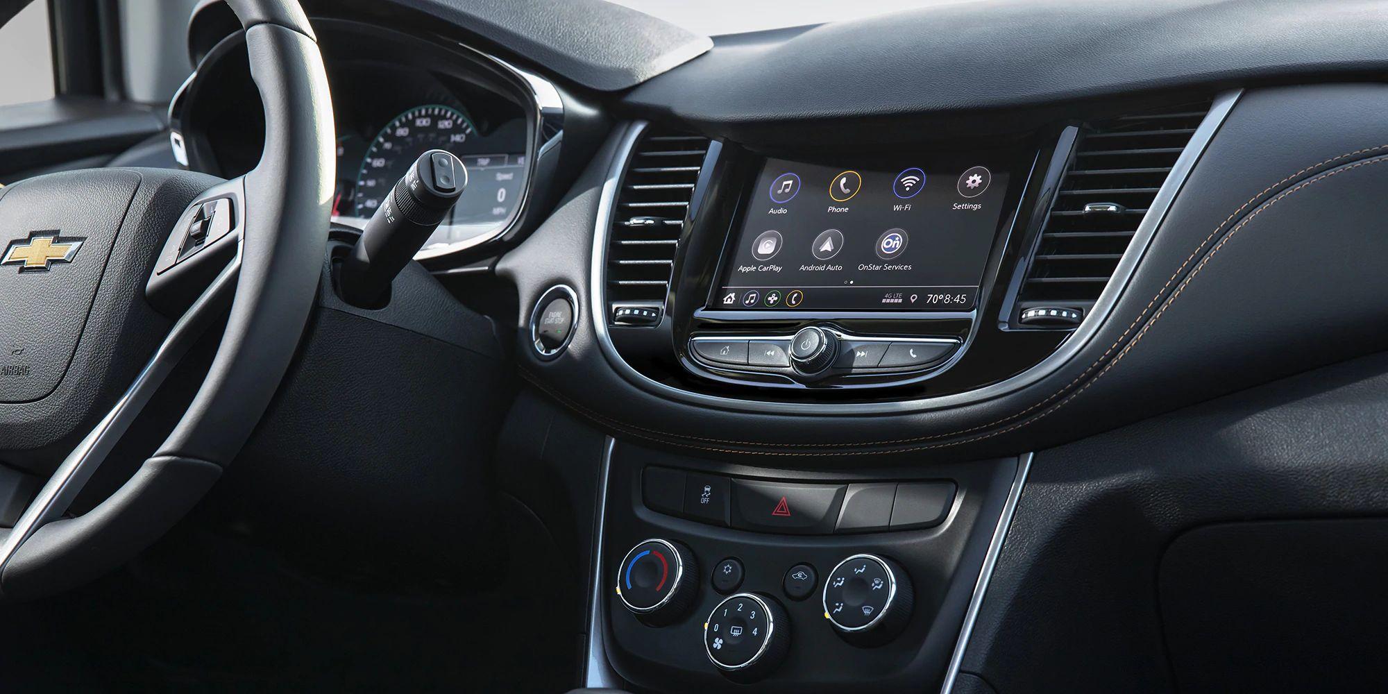 2021 Chevrolet Trax Interior