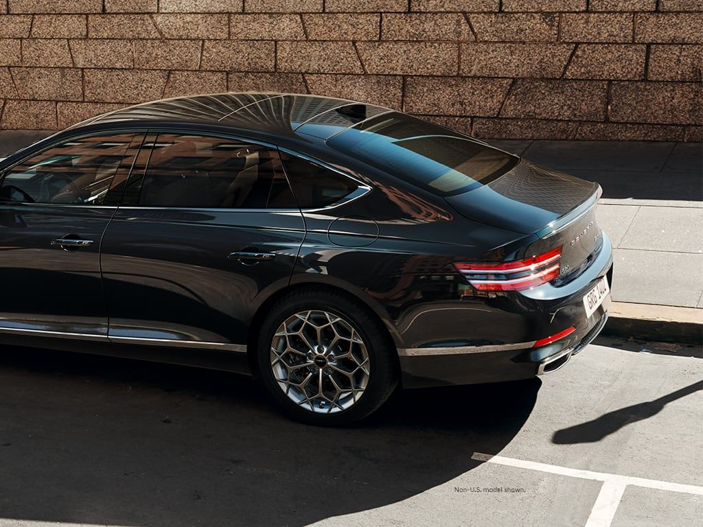 2021 Genesis G80 Safety Features