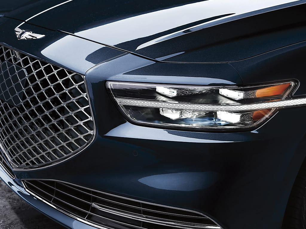 2021 Genesis G90 Technology Features