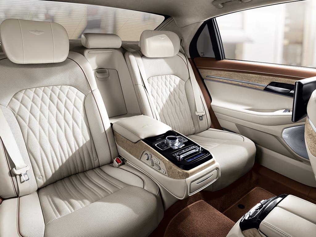 2021 Genesis G90 Interior