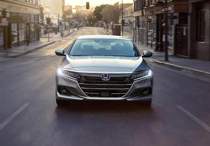 2021 Honda Accord Hybrid Safety Features