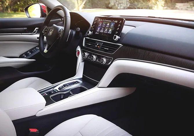 2021 Honda Accord Technology