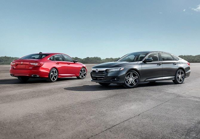 2021 Honda Accord Safety Features