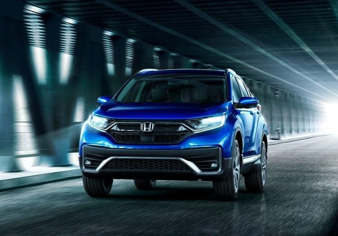 2021 Honda CR-V Safety Features