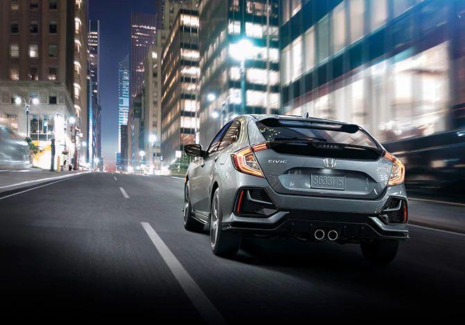 2021 Honda Civic Hatchback Performance