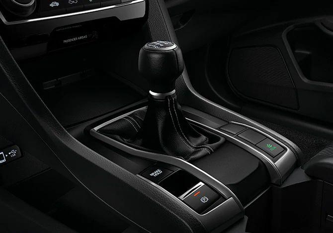 2021 Honda Civic Hatchback Technology