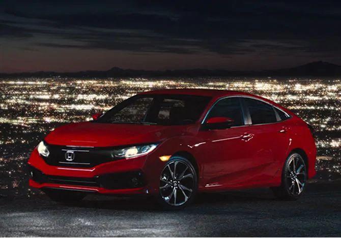 2021 Honda Civic Sedan Performance