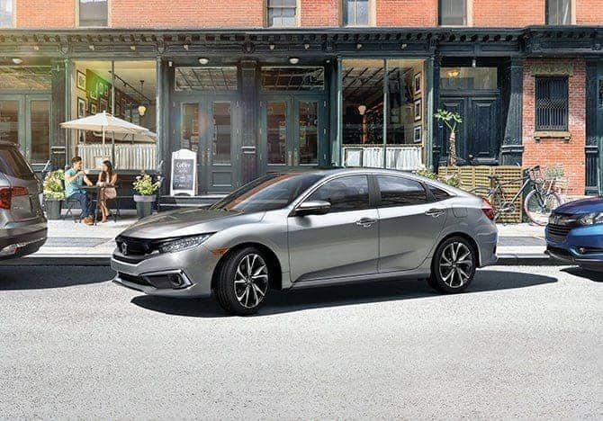 2021 Honda Civic Sedan Exterior