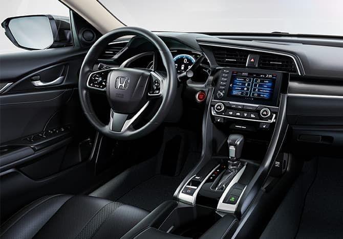 New 2021 Honda Civic Sedan for sale near Des Plaines, IL
