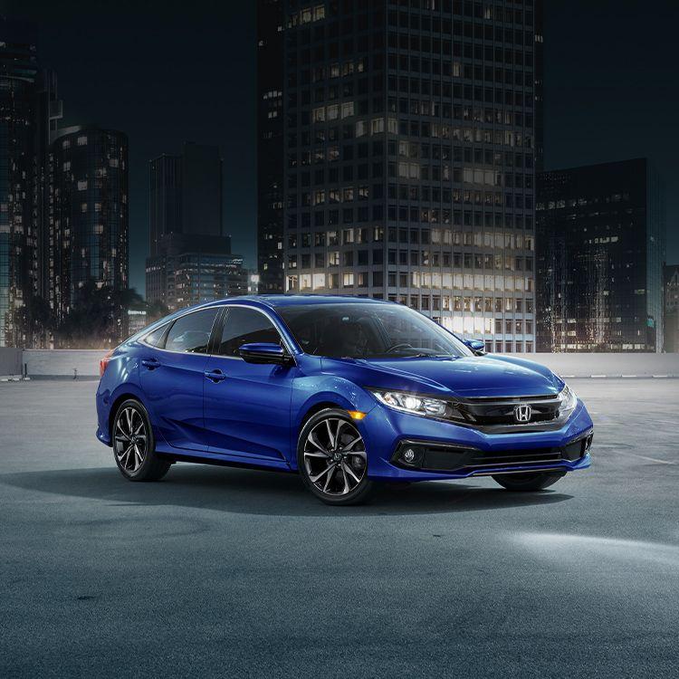 2021 Honda Civic Sedan Specs & Review