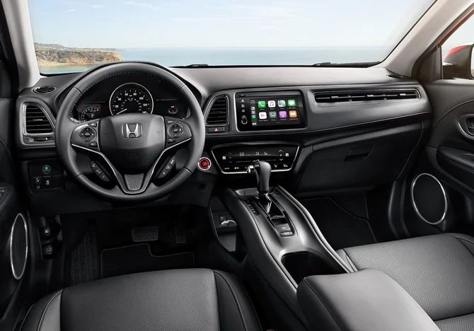 2021 Honda HR-V Technology