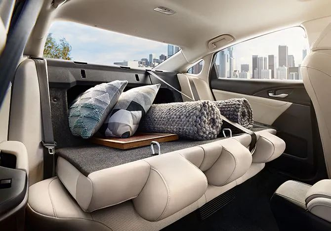 2020 Honda Insight Interior