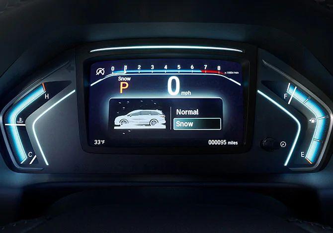 2022 Honda Odyssey Technology