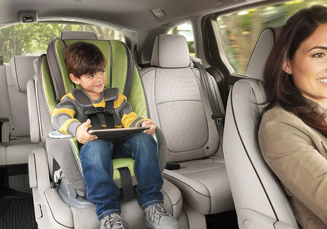 2022 Honda Odyssey Safety Features