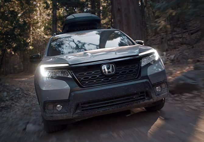 2021 Honda Passport Safety Features