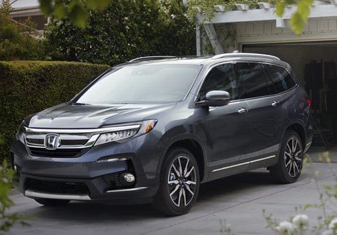 2020 Honda Pilot Exterior
