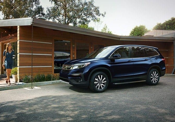 New 2021 Honda Pilot for sale near Orlando, FL