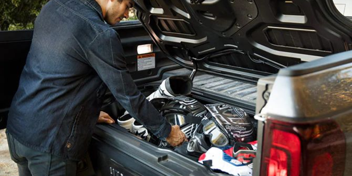 2021 Honda Ridgeline Trims and Features