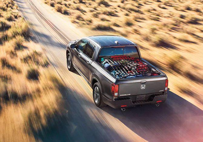 2021 Honda Ridgeline Performance