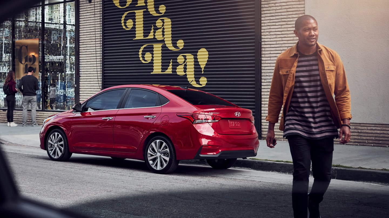Hyundai Accent Safety