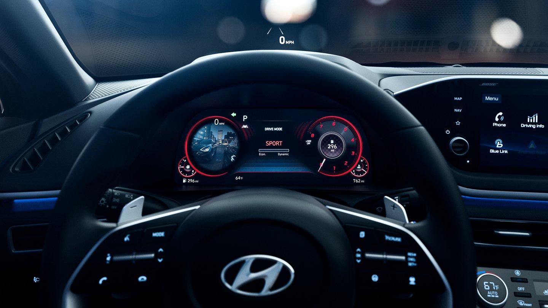 Hyundai Sonata Technology