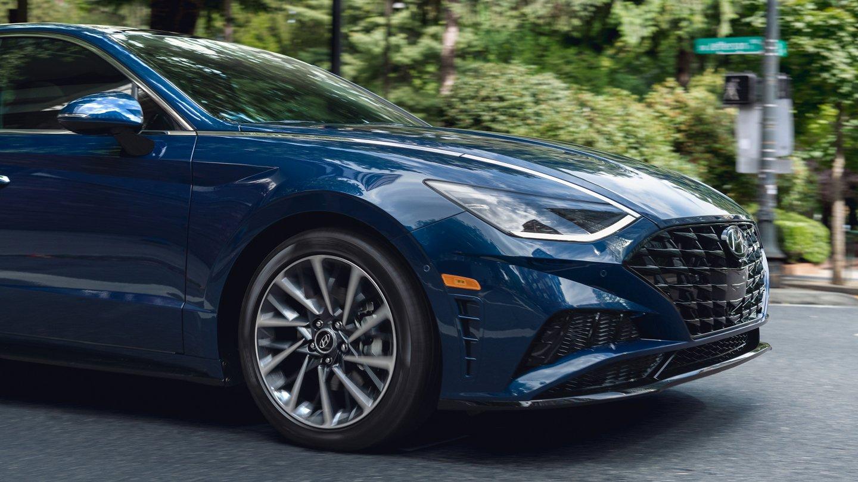 Hyundai Sonata Performance