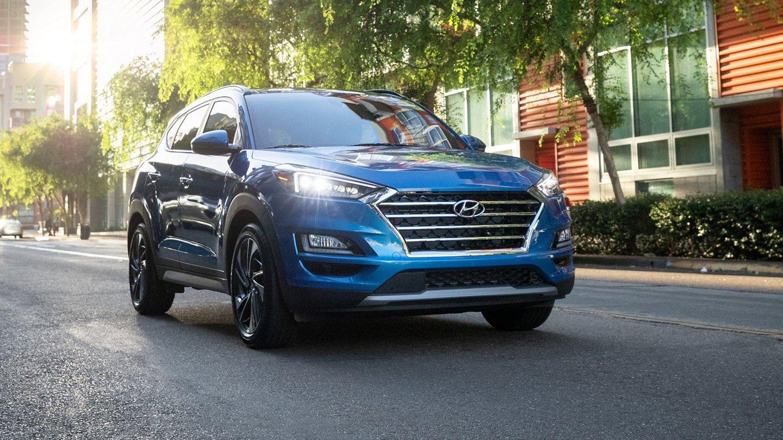 2021 Hyundai Tucson Performance