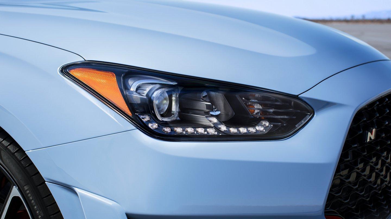 Hyundai Veloster N Safety